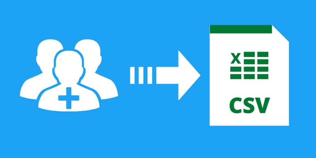 Export Twitter followers to CSV