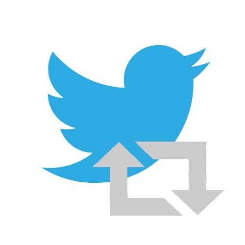Twitter retweets - Vip-tweet