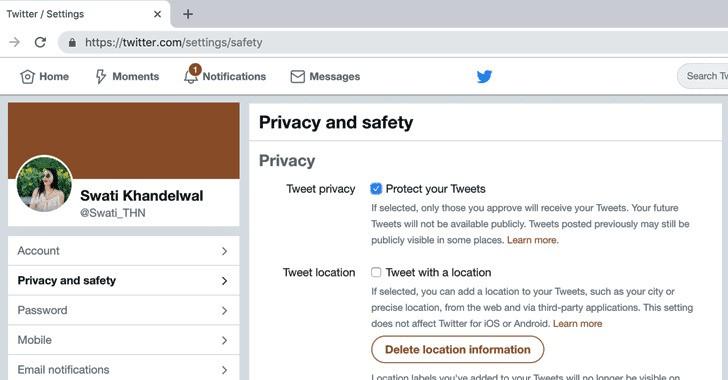 View protected Twitter accounts - Vip-Tweet